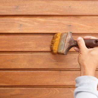 Træværksmaling og træbeskyttelse