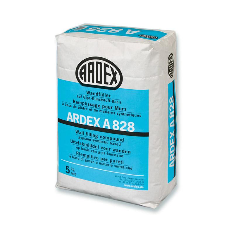 Storslåede Ardex A 828 - 5 kg vægspartelmasse til en god pris! UU04