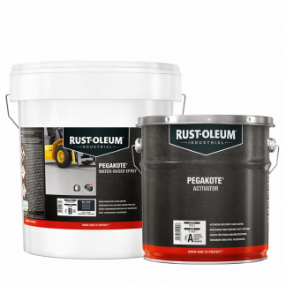 Rust-Oleum Pegakote - Vandbaseret epoxymaling