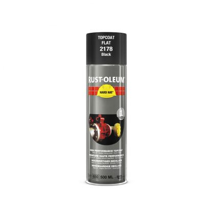Rust-Oleum Hard Hat 2178 mat sort spraymaling